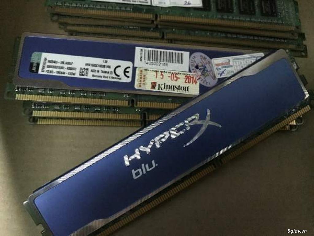 Ram 4,8Gb kingston (hyper Blu) vs magic mouse g1 giá tốt cần ra đi - 3