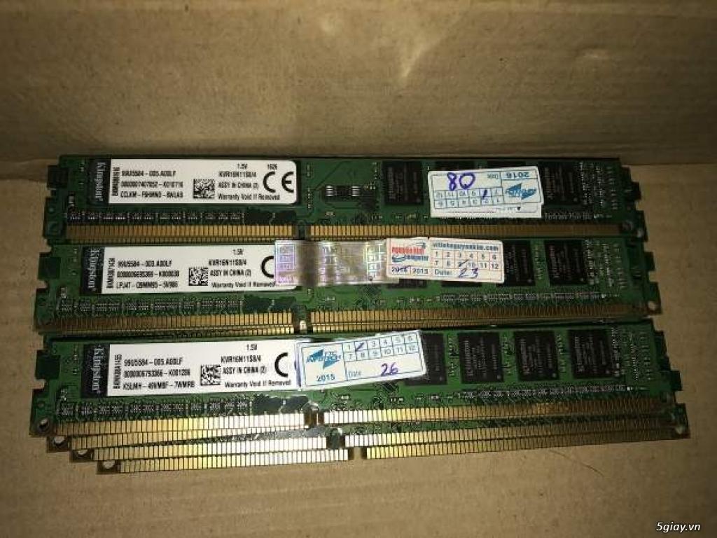Ram 4,8Gb kingston (hyper Blu) vs magic mouse g1 giá tốt cần ra đi - 2