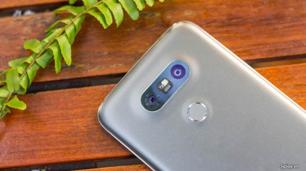 LG G5 chính chủ, máy likenew 32gb siêu mượt mà!! - 3