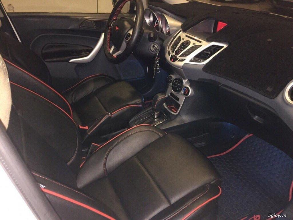 FIESTA 2012 SPORT cao cấp xe đẹp bảo hành 1 năm chính hãng - 9