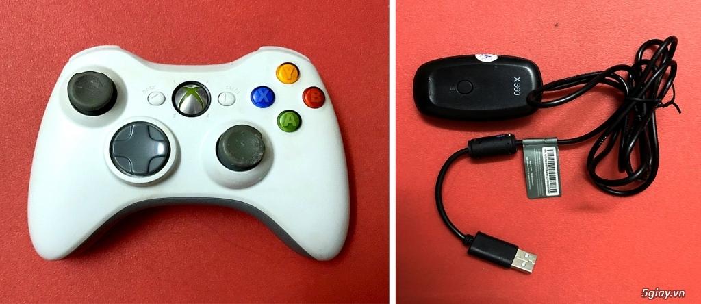 Bộ remote + Nunchuk cho Wii, Adaptor XBOX nhiều thứ linh kiện update thường xuyên... - 20