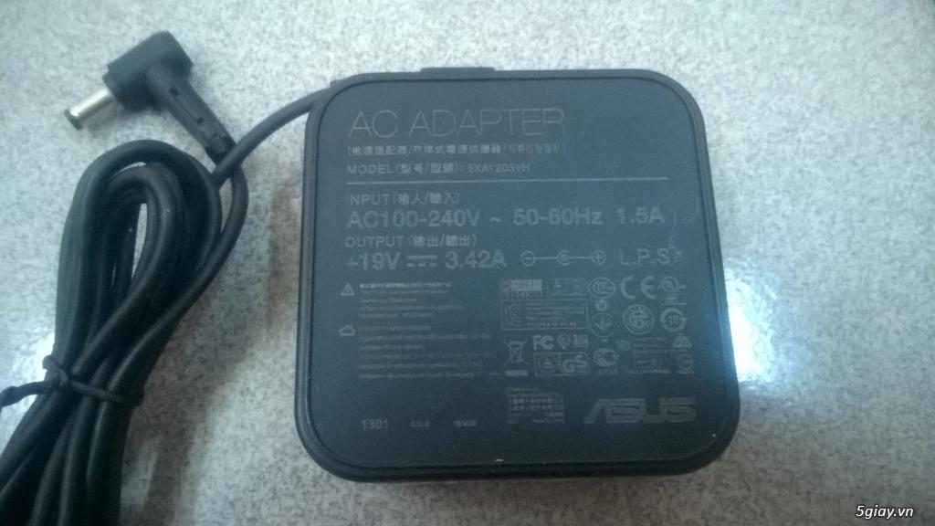 Bộ nguồn, adapter cho modem, router, camera, sạc laptop các loại - 15