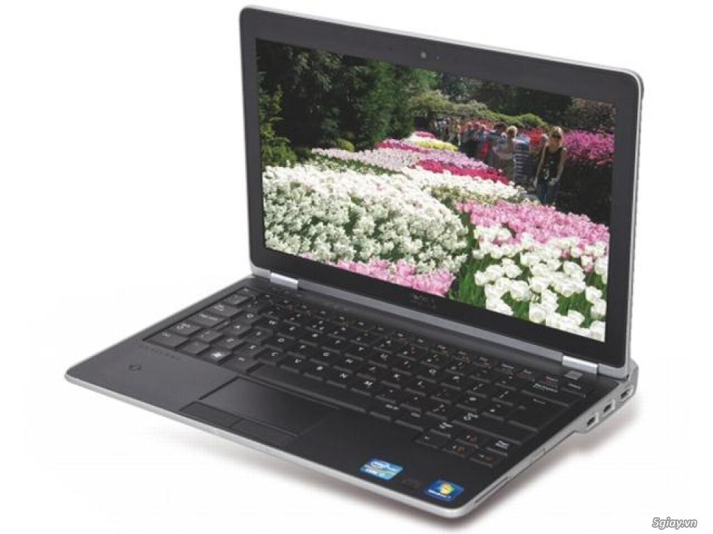 20 con Dell Latitude E6220 vừa về, máy đẹp, lấy số lượng bao giá sỉ - 2