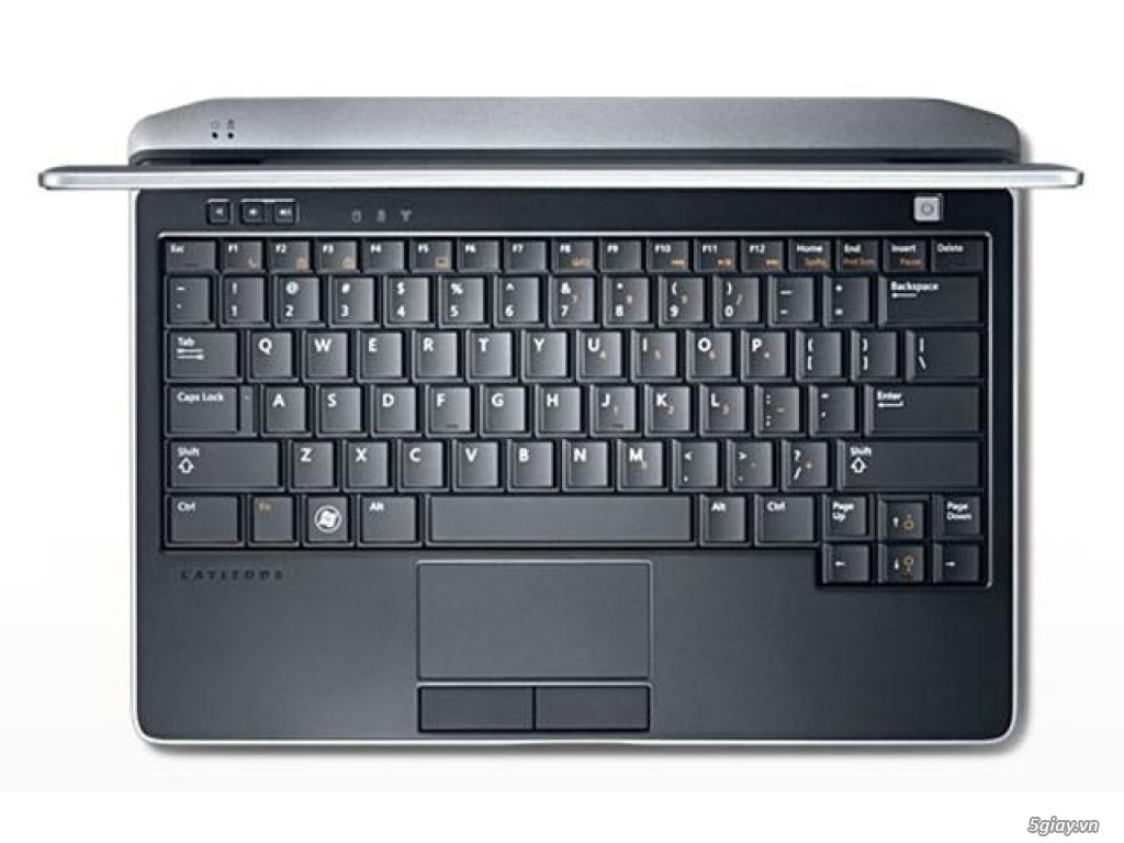 Mới về lô hàng Dell Latitude E6220 i5 hàng còn đẹp lắm