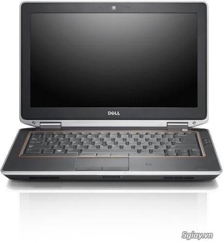 Giá rẻ, cấu hình vượt trội: Dell Latitude E6320 độ bền cao