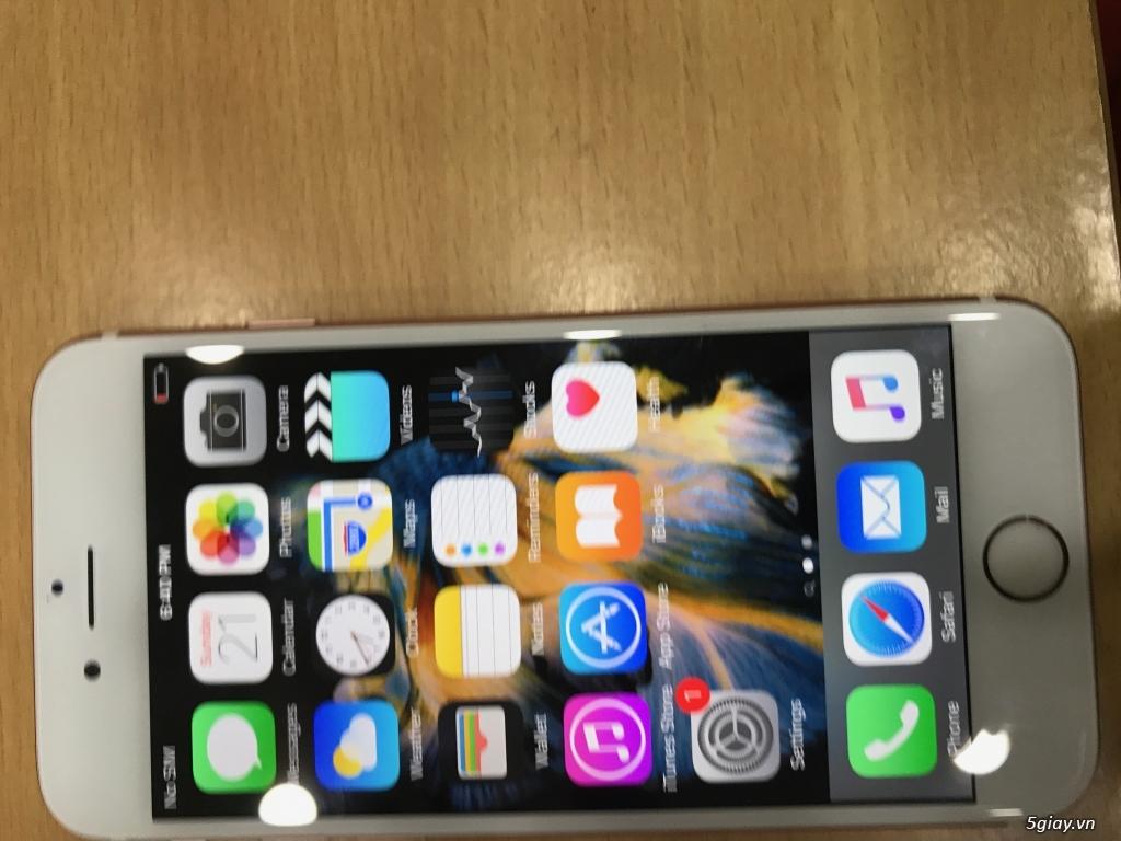 List hàng Iphone 5, 5s, 6, 6p 16gb-64gb-128gb đủ màu, zin 100% đẹp 99% - 5