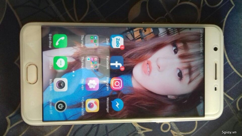 Oppo F1S gold 32gb (new 99%) - 4