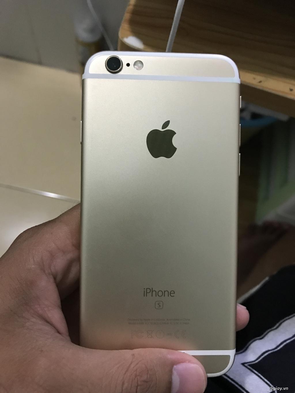 Iphone 6S Lock nhật 16gb. Zin nguyên bản. Bao thợ - 2