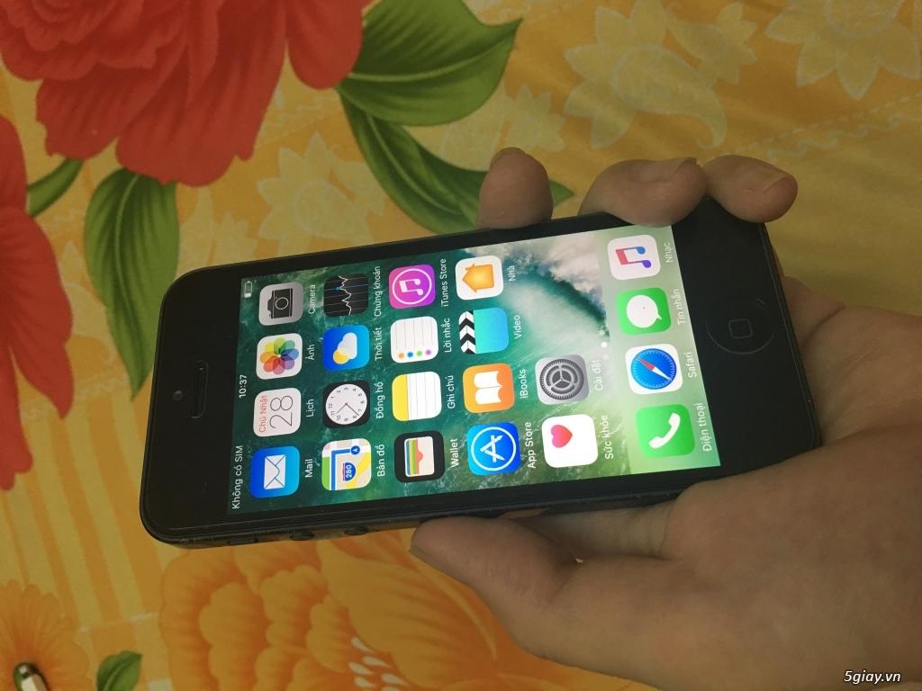 Bán iphone 5 32gb quốc tế giá bèo nhèo