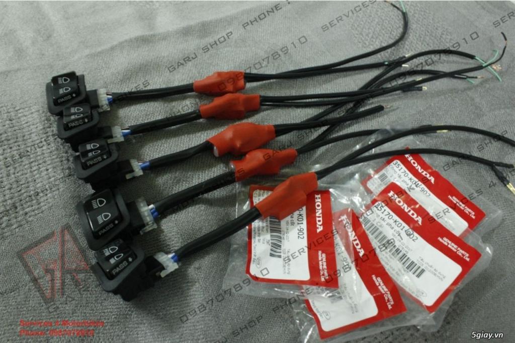 GariShop- Passing Honda SH kèm mạch Plug and Play cho Winner.✨ - 6