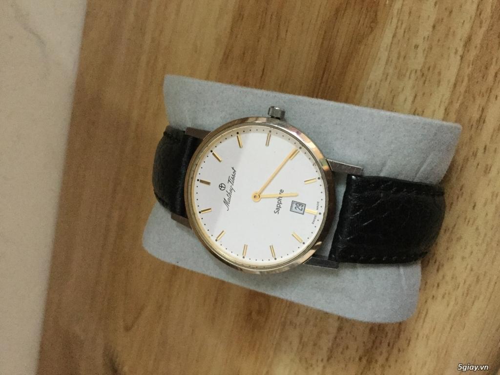 Đồng hồ chính hãng 2hand - 2