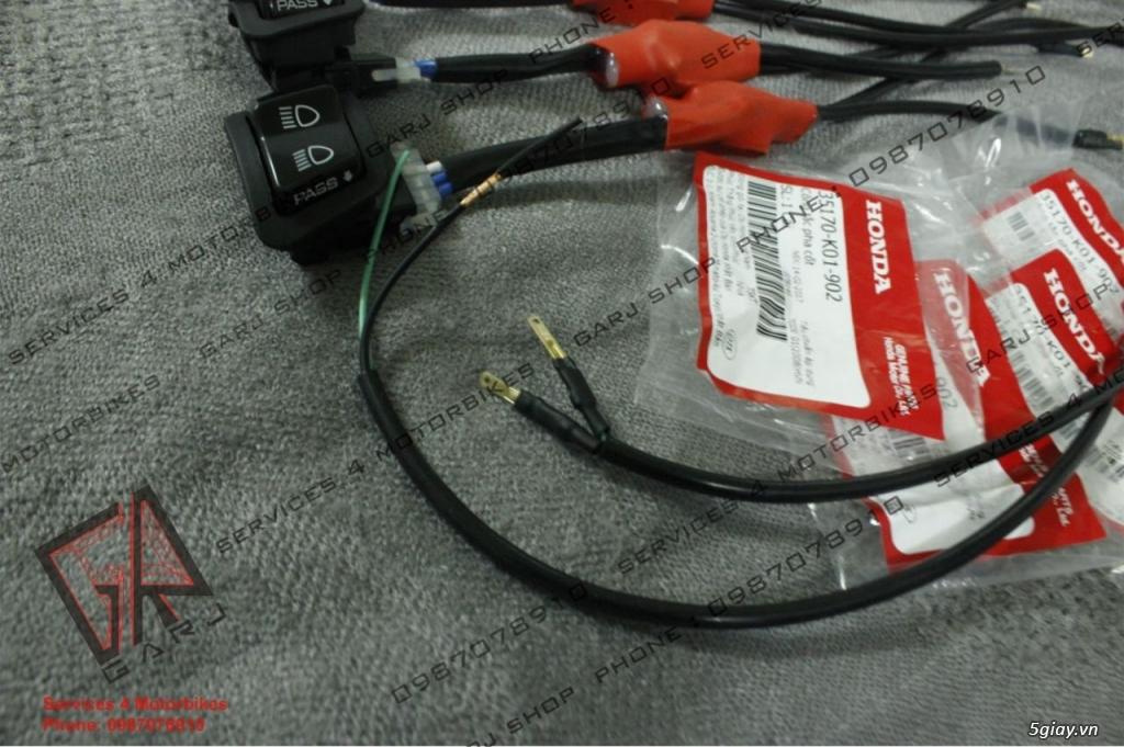 GariShop- Passing Honda SH kèm mạch Plug and Play cho Winner.✨ - 4