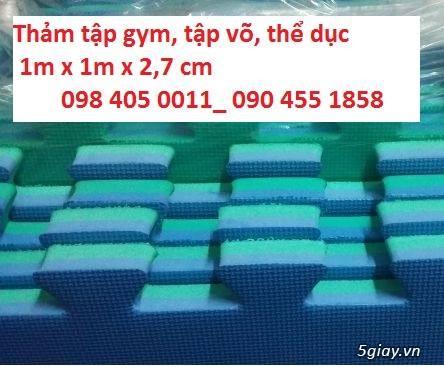 Cung cấp thảm xốp phòng tập giá rẻ 098 405 0011 - 1