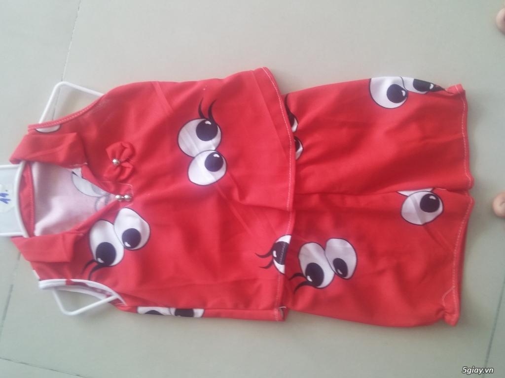 Bán buôn quần áo trẻ em 13k/bộ - 4