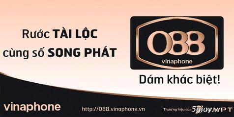 VINAPHONE: SIM SỐ ĐẸP SONG PHÁT 088 - 1
