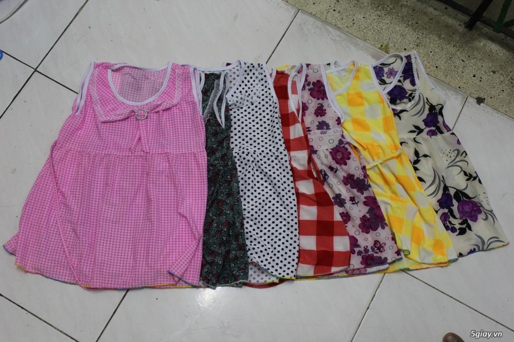 Bán buôn quần áo trẻ em 13k/bộ - 14