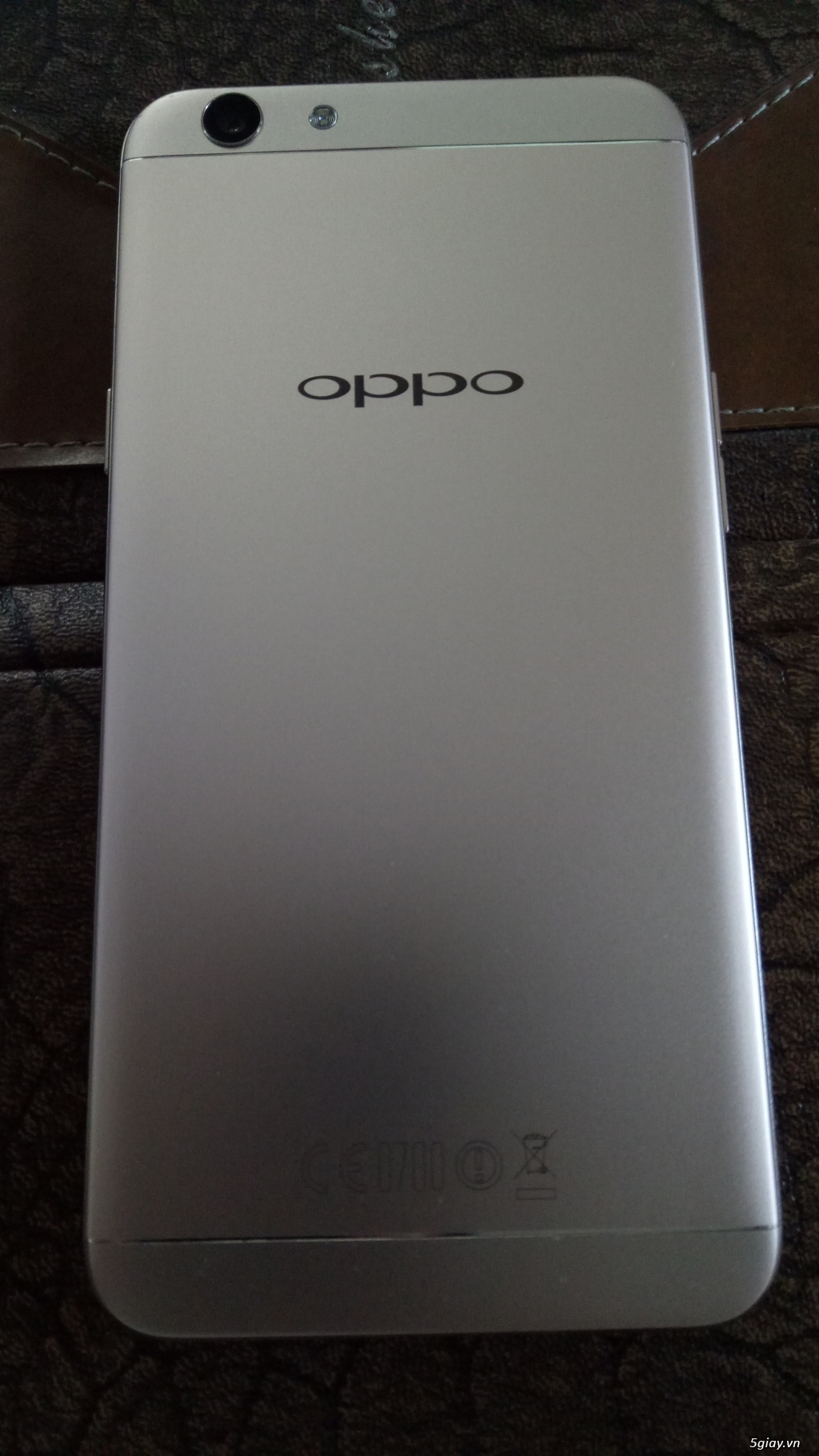 Oppo F1s Gold fullbox, mới 99% cần ra đi! - 1