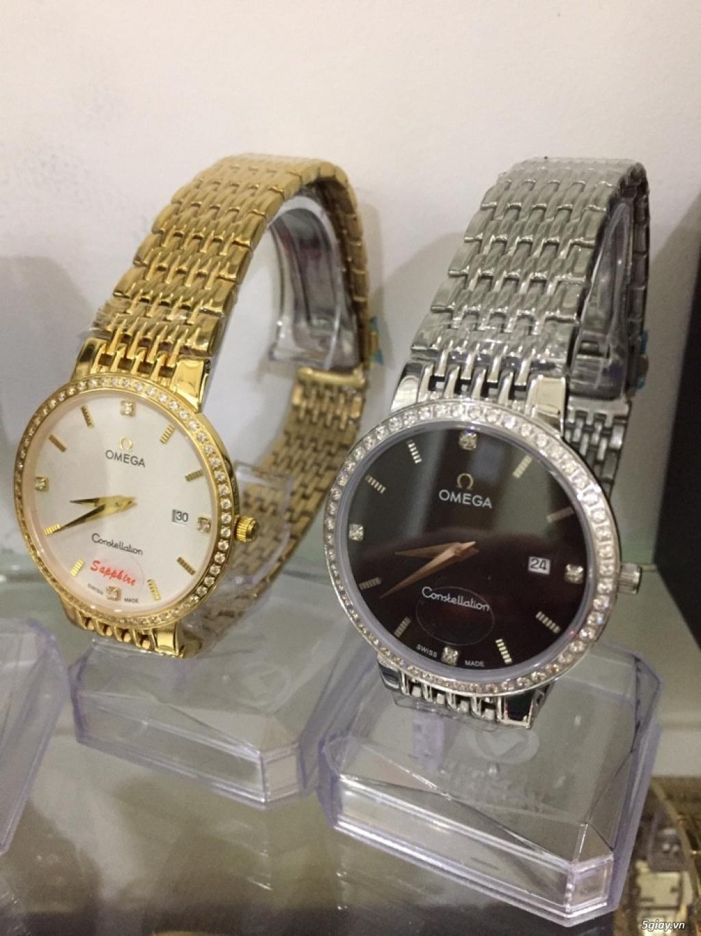 đồng hồ chính hãng xách tay các loại,mới 100%,có bảo hành - 9