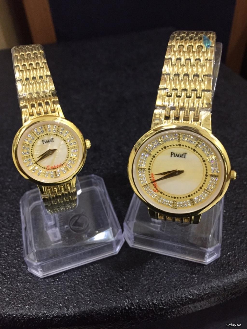 đồng hồ chính hãng xách tay các loại,mới 100%,có bảo hành - 8