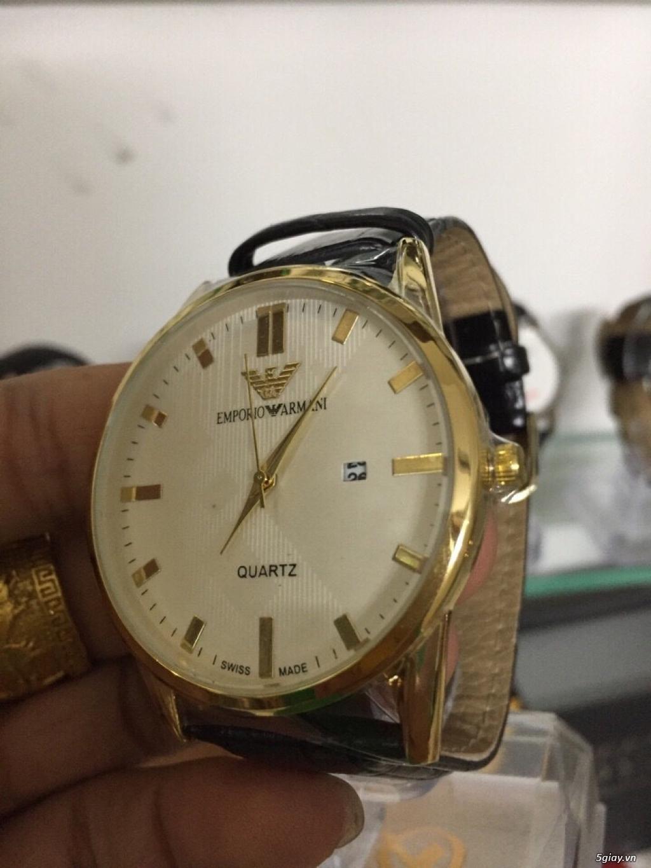 đồng hồ chính hãng xách tay các loại,mới 100%,có bảo hành - 10