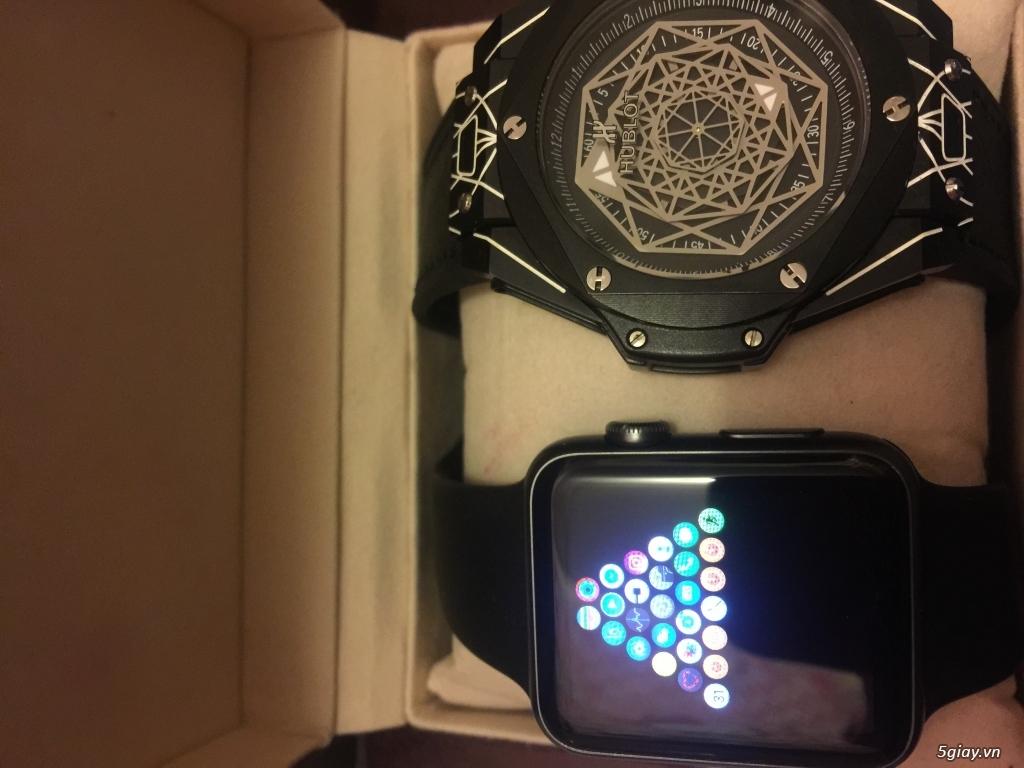 Apple Watch Serri 1 Aluminum composite back - 4