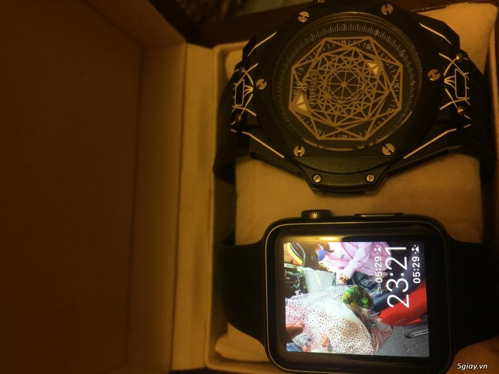 Apple Watch Serri 1 Aluminum composite back - 2