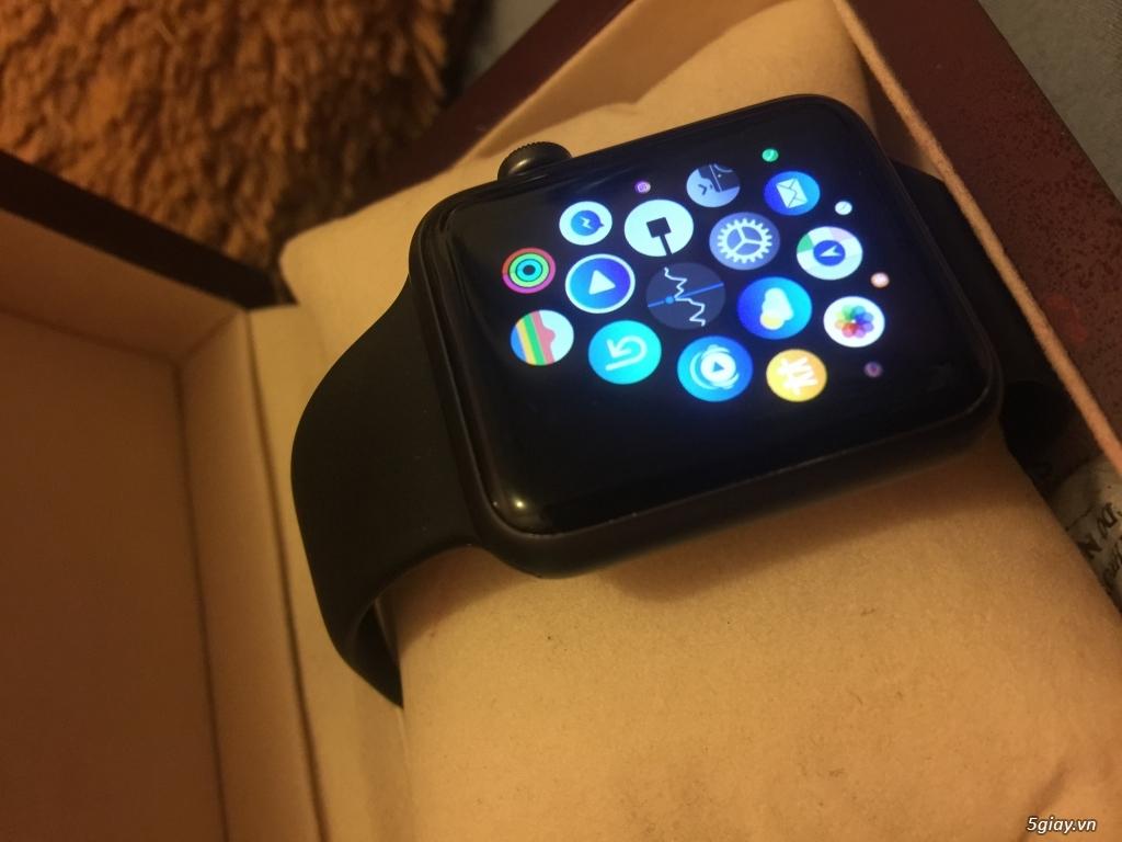 Apple Watch Serri 1 Aluminum composite back - 6