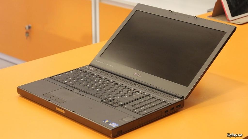 Dell Precision M6600 i7 2760QM - 20Gb DDR3 giá chỉ 12.5triệu