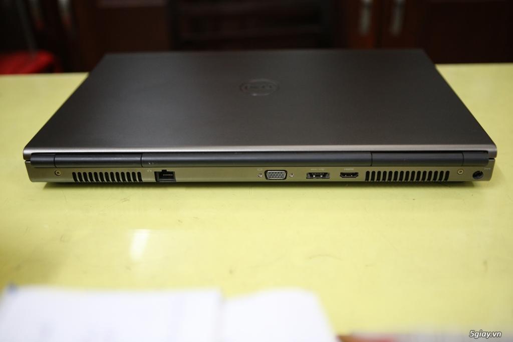 Bán Dell Precision M4800- Core i7 4800MQ -8GB -500GB- Full HD - 2