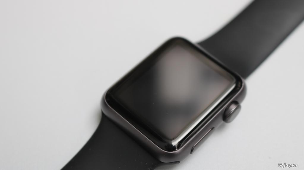 Vài em Apple watch 38mm 2015 - 5
