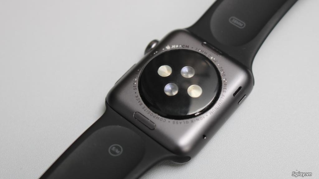 Vài em Apple watch 38mm 2015 - 11