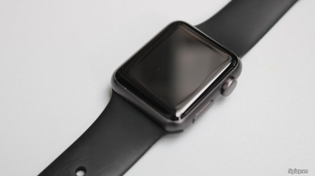 Vài em Apple watch 38mm 2015 - 9