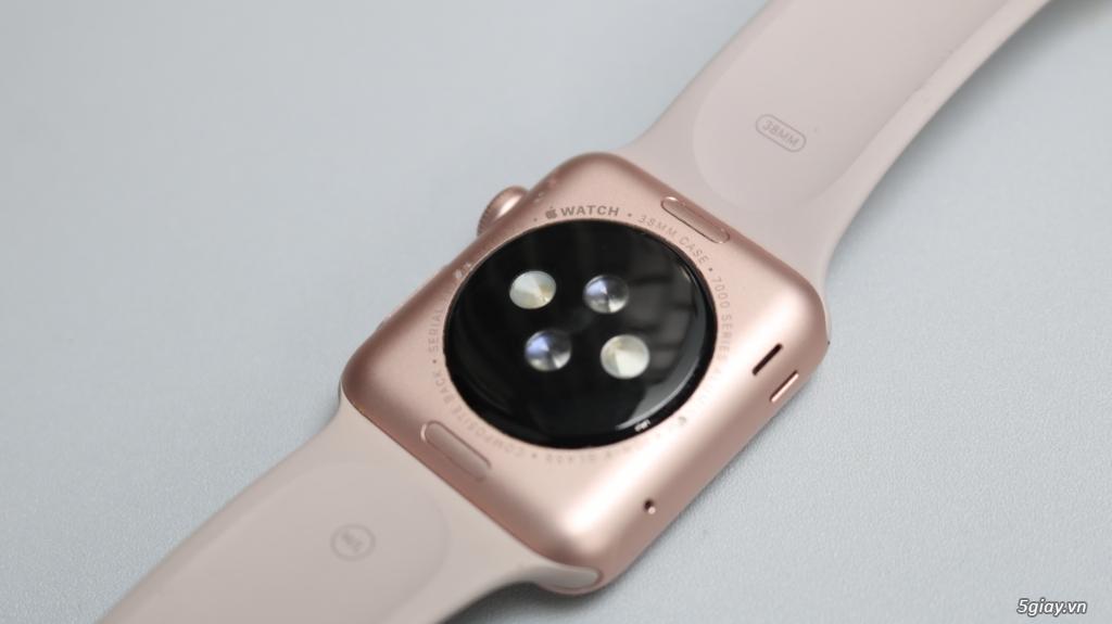 Vài em Apple watch 38mm 2015 - 14