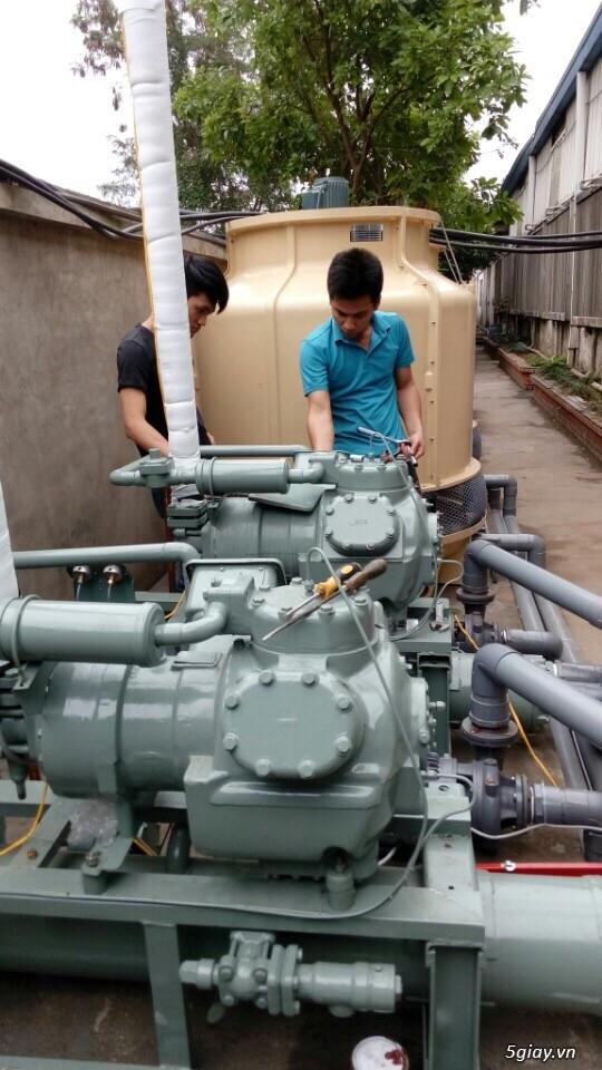 Lắp đặt máy làm mát nhà xưởng, cung cấp máy làm mát nhà xưởng - 2