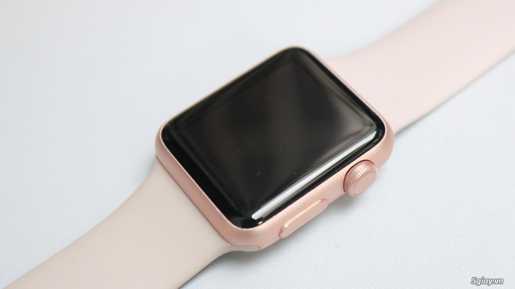 Vài em Apple watch 38mm 2015 - 12