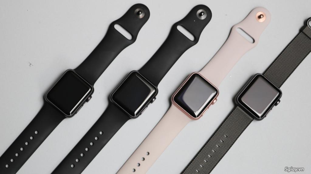 Vài em Apple watch 38mm 2015 - 8
