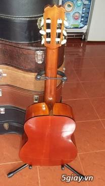 Matsouka guitar  No 30, Matsouka No 100 và Matsouka No 121 Nhật - 14