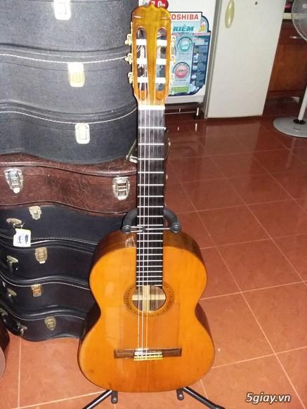 Matsouka guitar  No 30, Matsouka No 100 và Matsouka No 121 Nhật - 9