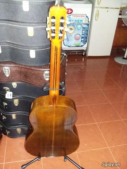 Matsouka guitar  No 30, Matsouka No 100 và Matsouka No 121 Nhật - 11