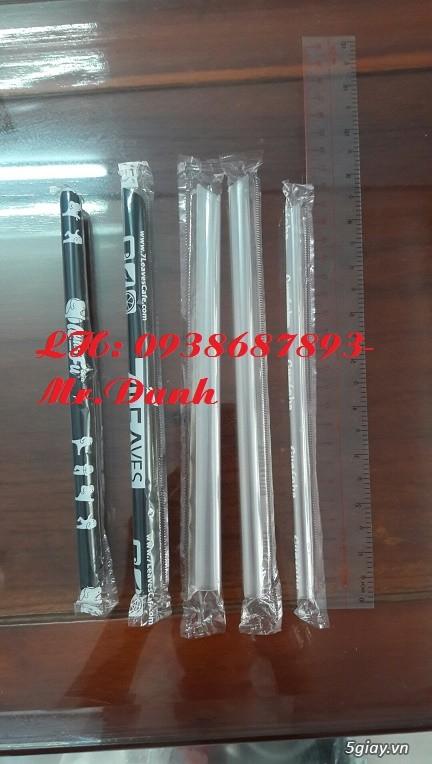 Sản xuất và cung cấp các loại ống hút nhựa - 1