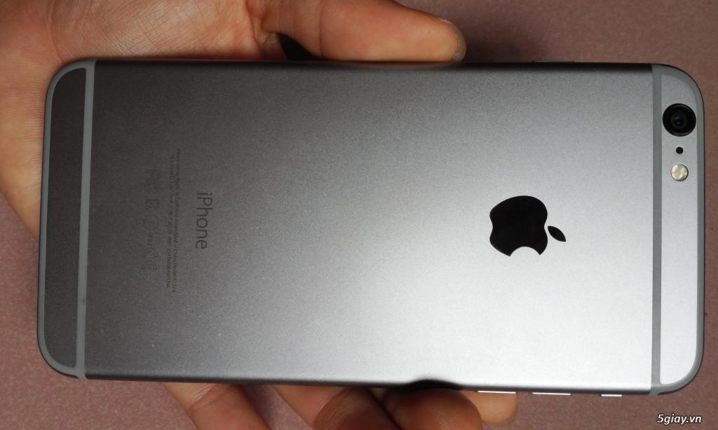 Bán Iphone 6 Plus 16gb Màu Xám Quốc Tế Tphồ Chí Minh
