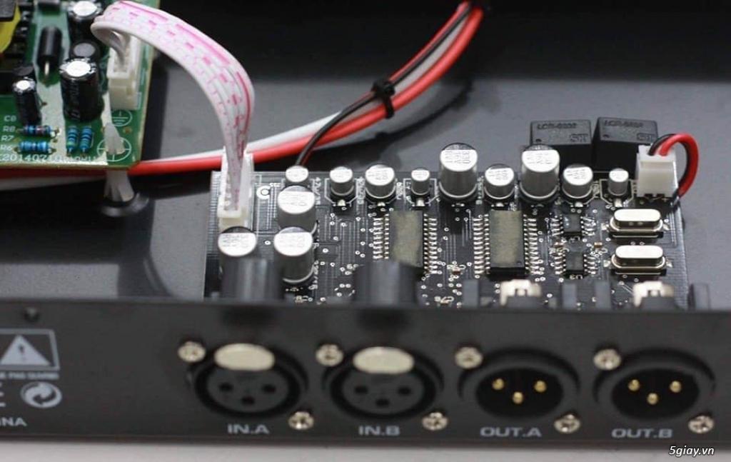 Chống hú Micro Xtr 2.0 cho giàn âm Thanh không còn hú hí - 18