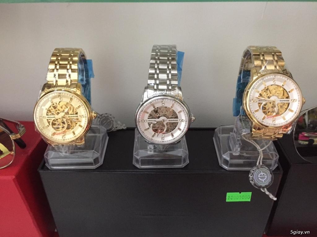đồng hồ chính hãng xách tay các loại,mới 100%,có bảo hành - 5