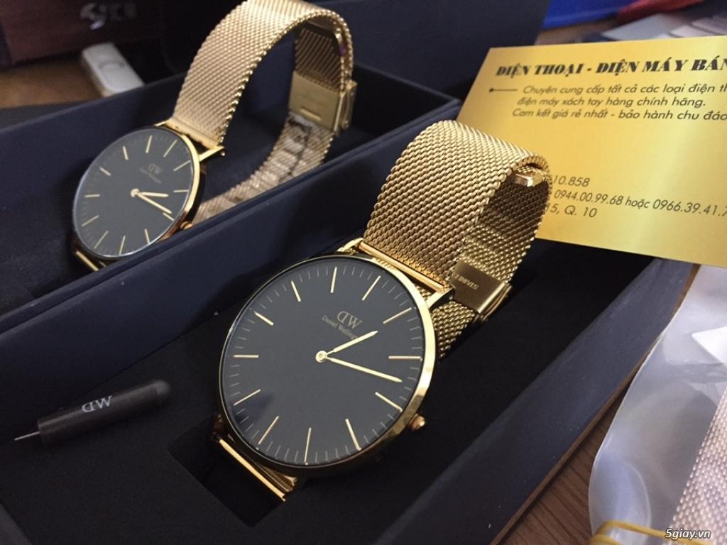 đồng hồ chính hãng xách tay các loại,mới 100%,có bảo hành - 21