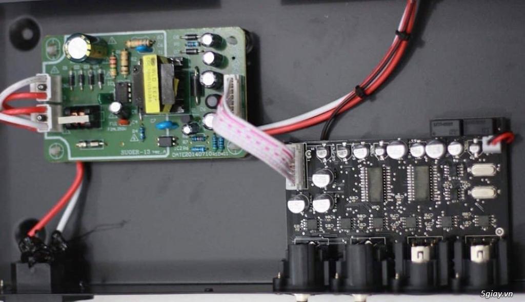 Chống hú Micro Xtr 2.0 cho giàn âm Thanh không còn hú hí - 20