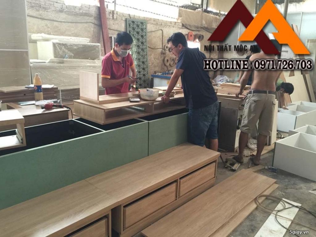 Xưởng đóng đồ gỗ nội thất theo yêu cầu tại tphcm – bình dương – đồng n