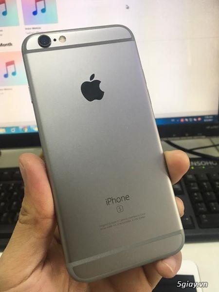 Iphone 6s Lock ATT xài như quốc tế