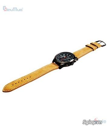 Đồng hồ Nam Japan dây da sang trọng - 4