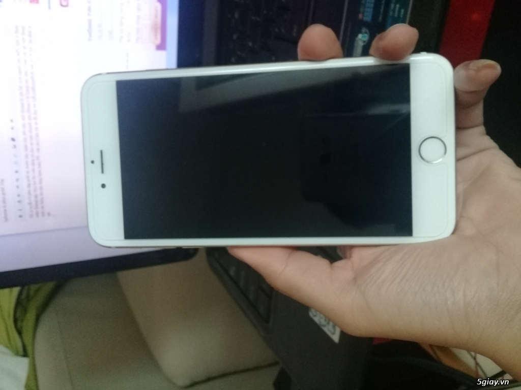 iphone 6 plus golg 16g - 1