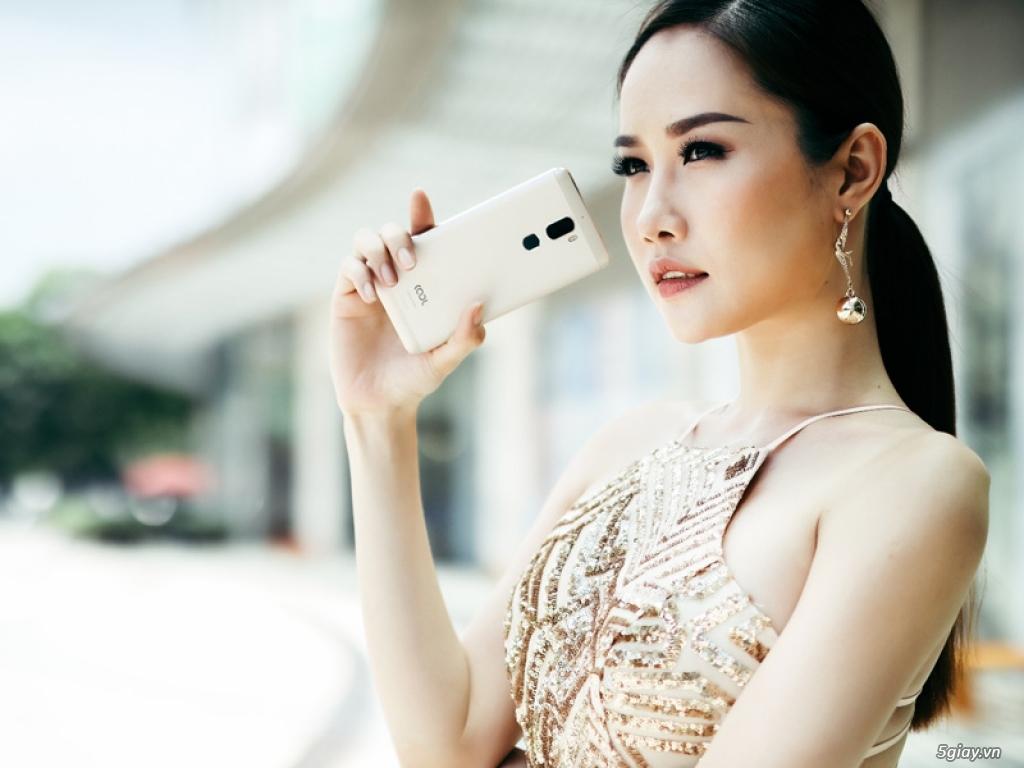 Ai đẹp hơn: người mẫu hay smartphone Coolpad Cool Dual? - 192027